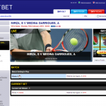 Skybet live betting tennis